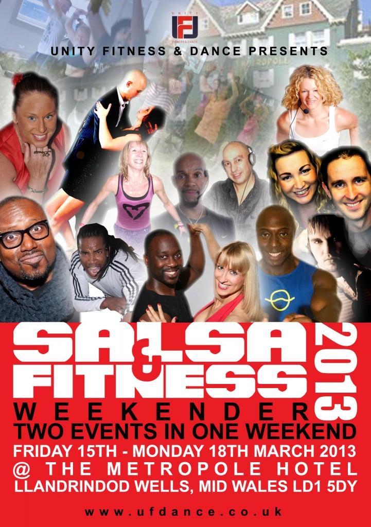 Salsa Fitness weekender